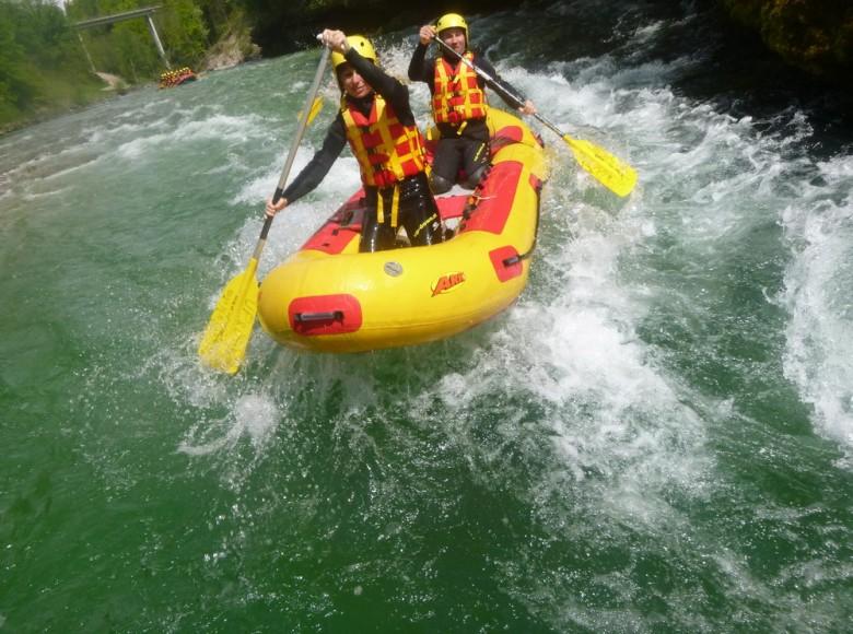 Rafting (Salza), Praebichl