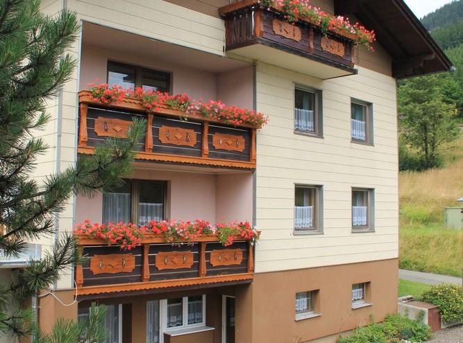 Salamandra apartmanház, Praebichl